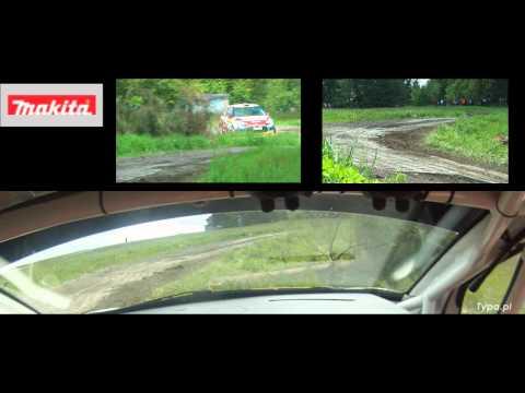 59 Rajd Wisły 2013 | Typa / Gospodarczyk | Citroen DS3 R3 [klip
