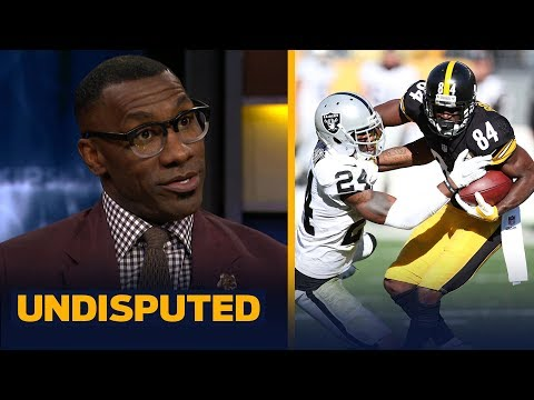 Shannon Sharpe: 'The Steelers lost huge' in trading Antonio Brown to the Raiders | NFL | UNDISPUTED