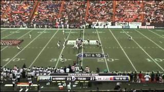 GJ Kinne vs Hawaii (2010)
