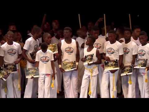 Déplacement de S.A.R. la Princesse de Hanovre en RDC (2016) - Capoeira pour la Paix