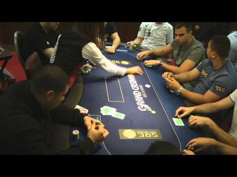 Danube Poker Masters 5: Main Event - Hand #002_Best poker videos of the week