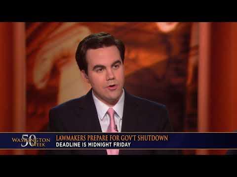 Government shutdown looms over Washington Friday night