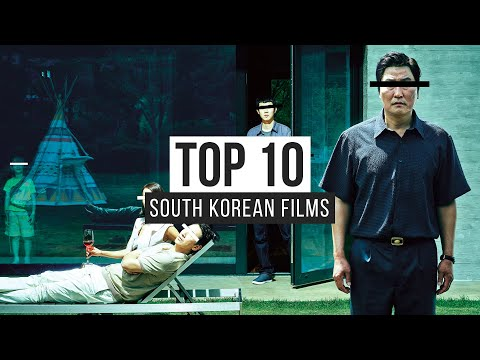 Top 10 South Korean Films