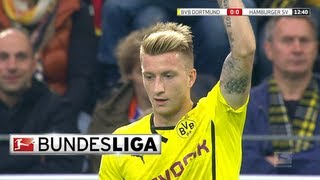 Video Player of the Week - The Magnificent Marco Reus MP3, 3GP, MP4, WEBM, AVI, FLV Februari 2018