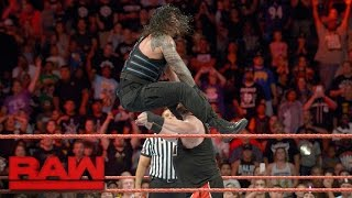 Nonton Roman Reigns vs. Kevin Owens: Raw, Sept. 12, 2016 Film Subtitle Indonesia Streaming Movie Download