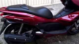 3. PCX 150 Honda x Citycom 300 Dafra/Sym - Comparativo 1 ( Primeira impressões) - Brasil