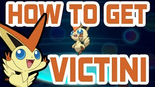 HOW TO GET VICTINI NOW! Pokemon ORAS/XY Mystery Gift! Get Victini Before It's Gone! by aDrive