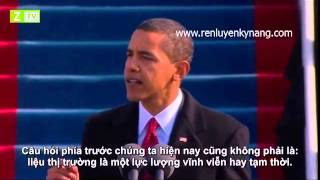 Barack Obama - Lễ Nhậm Chức Của Tổng Thống Mỹ Obama
