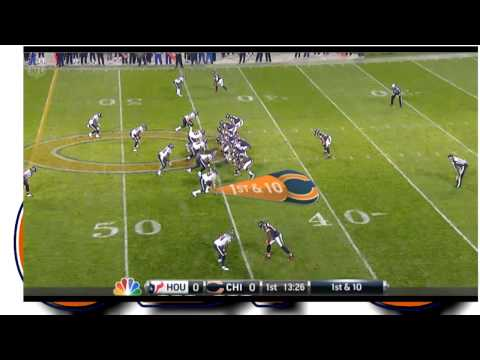 Chicago Bears Receivers - Brandon Marshall Not Enough