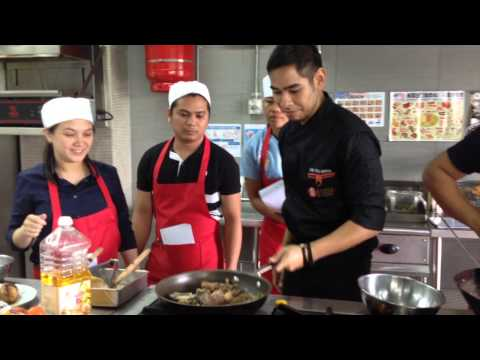 Asian Cooking Class with Chef Redj Baron