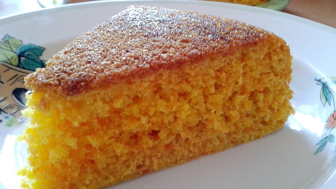 Рецепт морковный торт в мультиварке