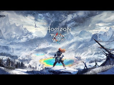 Что нас ждёт в Horizon Zero Dawn: Frozen Wilds? (видео)