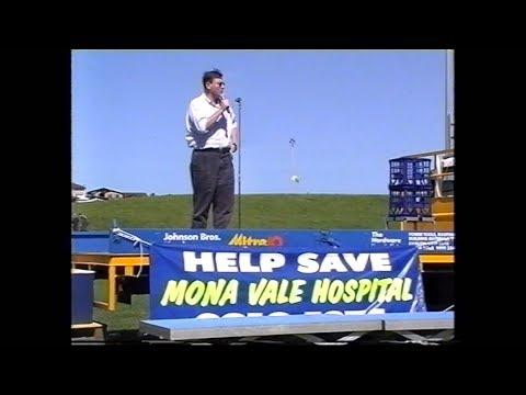 SAVE MONA VALE HOSPITAL RALLY 2001