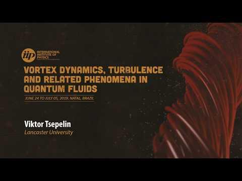 Visualizing Quantum Turbulence in Superfluid 3He-B using Quasiparticles - Viktor Tsepelin