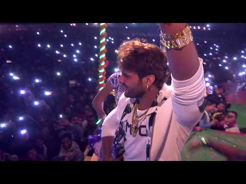 Video LIVE SINGING SHOW  FROM PATNA - DOLI ME GOLI MAR DEM - 02 | KHESARI LAL YADAV | download in MP3, 3GP, MP4, WEBM, AVI, FLV January 2017