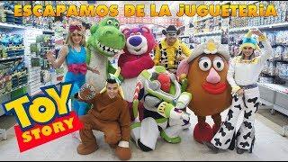 Toy Story 4 / Manito y Maskarin