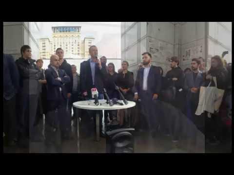 20 сентября 2017 году в Киеве начался ТРЕТИЙ МАЙДАН - DomaVideo.Ru