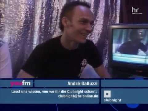 Andre Galluzzi - live - Hr3 Clubnight [04.08.2006]