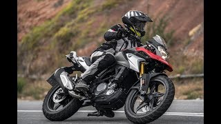 10. BMW G 310 GS Review - First Ride