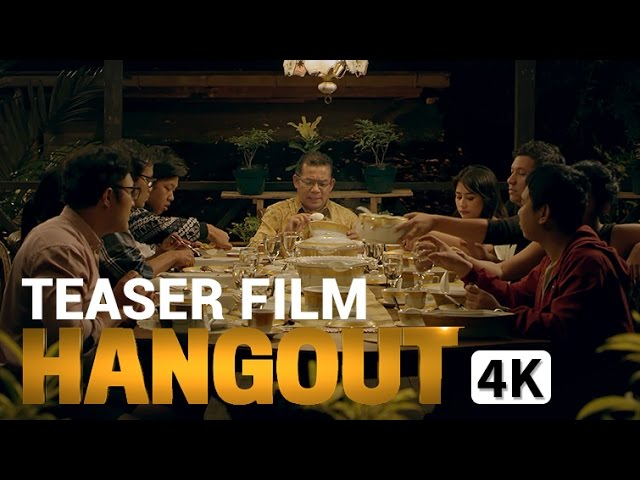 Teaser Film Hangout Di Bioskop 22 Desember 2016