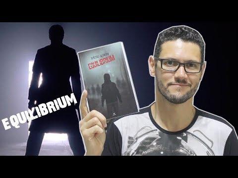 EQUILIBRIUM ? IRMÃOS LIVREIROS | @danyblu @irmaoslivreiro