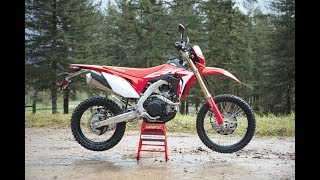 7. All-New 2019 Honda CRF450L - Trail to Trail...and Then Some