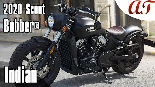 9. 2020 Indian Motorcycle® Scout Bobber® * A&T Design