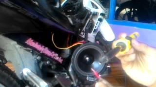 KEREN...!!! CARA MEMBUAT SOUND BOOSTER UNTUK MOTOR    suara menjadi seperti MOGE. 'ORIGINAL VIDEO'
