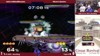 M2K vs. Triple R, the best Kirby in the world – Great Revival Winners Quarters