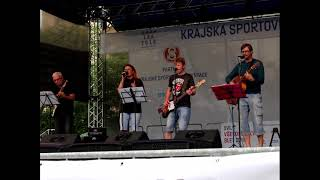 """Video SOUSEDI - píseň """"SÁM"""" - Ostrava 2.6.2018"""