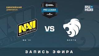 Na`Vi vs North - ESL Pro League S7 EU - de_train [ceh9, yXo]