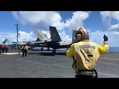 ΗΠΑ: Συνετρίβη το πιο ακριβό αμερικανικό στρατιωτικό αεροσκάφος…