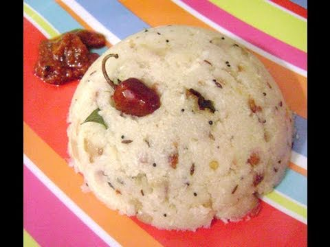 Cream Of Rice/Arisi Upma