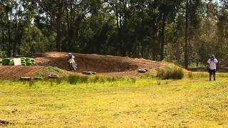 2. Freerider MX 2013 SUZUKI RMZ450 TEST