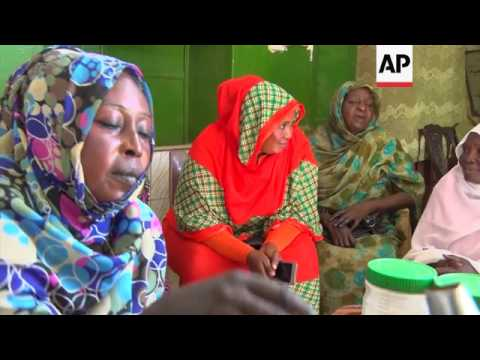 Sudanese Tea Seller Receives Courage Award From John Kerry