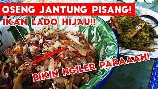 Video Tumis Jantung Pisang + Ikan Sambal Ijo + Lalapan + Sambel Goang!! TOP MARKOTOP! MP3, 3GP, MP4, WEBM, AVI, FLV Juni 2019
