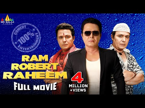 Ram Robert Raheem Full Movie | Hindi Full Movies | Hyderabadi Full Movie | Mast Ali (видео)