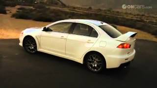 2014 Mitsubishi Lancer Evolution X REVIEW