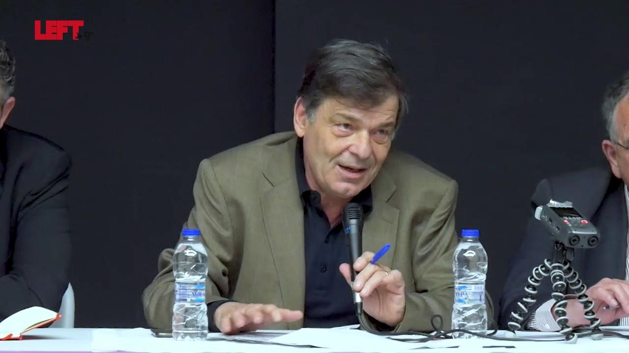 Ευρωεκλογές 2019 –Δημήτρης Πλουμπίδης