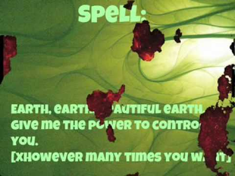 SPELL - Water- What You Need- Some Water Steps- Say the spell with your hand in the water (The more you say the spell, the more powerful it is) Spell- Water, water, ...