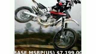4. 2006 Husqvarna TC 450 -  Details motorbike