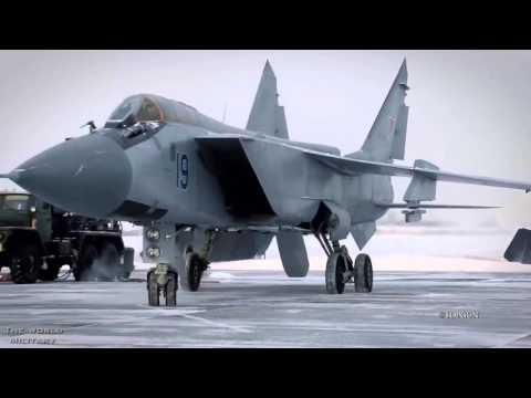 The MiG-31 (NATO Foxhound-A) was...