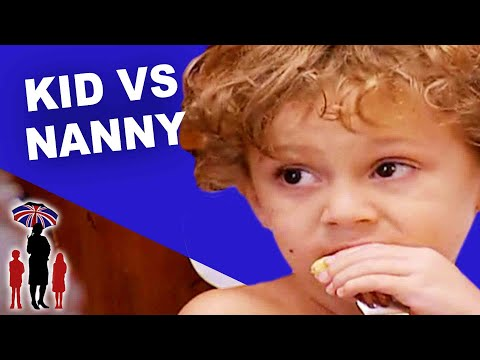 Supernanny   4yr Old Thinks He Can Mess With Supernanny (видео)