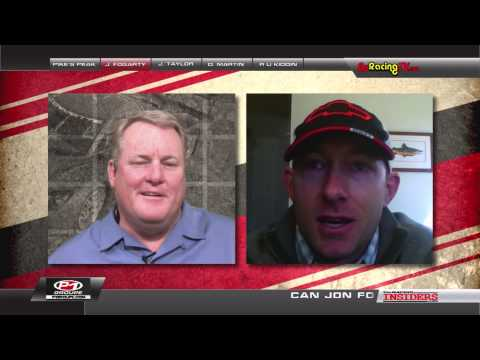 John Fogarty Interviewed on The Racing Insiders