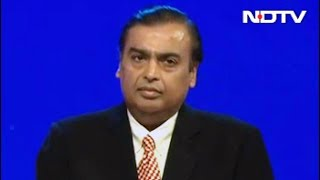 """Reliance Industries chairman Mukesh Ambani addressed the company's shareholders at its 40th AGM or annual general meeting on Friday, at Birla Matushri Sabhagar in Mumbai. Dedicating the group's 40 years of achievements and records to founder chairman Dhirubhai Ambani, Mukesh Ambani said: """"RIL's market cap has grown from Rs 10 crore in 1977 to over Rs 5 lakh crore now."""" On Reliance Industries' telecom arm, Reliance Jio Infocomm, Mr Ambani said team Jio has stunned the world, over delivering on """"the 100 million target I had set for them"""". NDTV is one of the leaders in the production and broadcasting of un-biased and comprehensive news and entertainment programmes in India and abroad. NDTV delivers reliable information across all platforms: TV, Internet and Mobile.Subscribe for more videos: https://www.youtube.com/user/ndtv?sub_confirmation=1Like us on Facebook: https://www.facebook.com/ndtvFollow us on Twitter: https://twitter.com/ndtvDownload the NDTV Apps: http://www.ndtv.com/page/appsWatch more videos: http://www.ndtv.com/video?yt"""