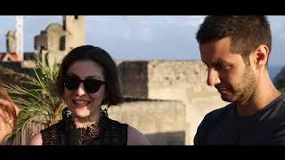 Valerio Rufo e Laura Sordi con Via Lattea all'Ischia Film Festival 2018