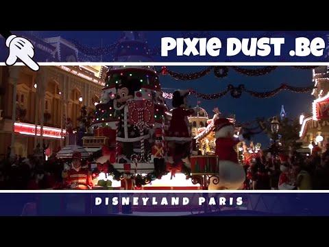 Christmas Parade 2014 – Disneyland Paris (After Dark version)