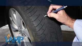 O que é o TWI? Como medir o desgaste dos pneus? Quando um pneu é considerado careca?