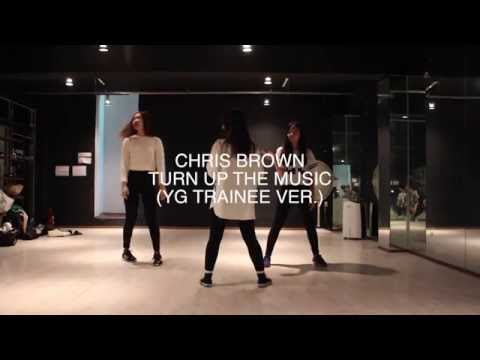 D.I.O.R. Chris Brown - Turn up the Music (видео)