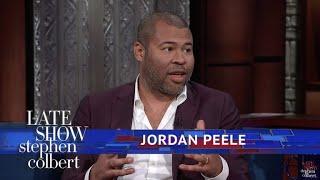 Video Jordan Peele Crashed A 'Get Out' College Course MP3, 3GP, MP4, WEBM, AVI, FLV Desember 2018